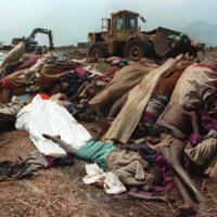 Necropoli di giganti in Rwanda