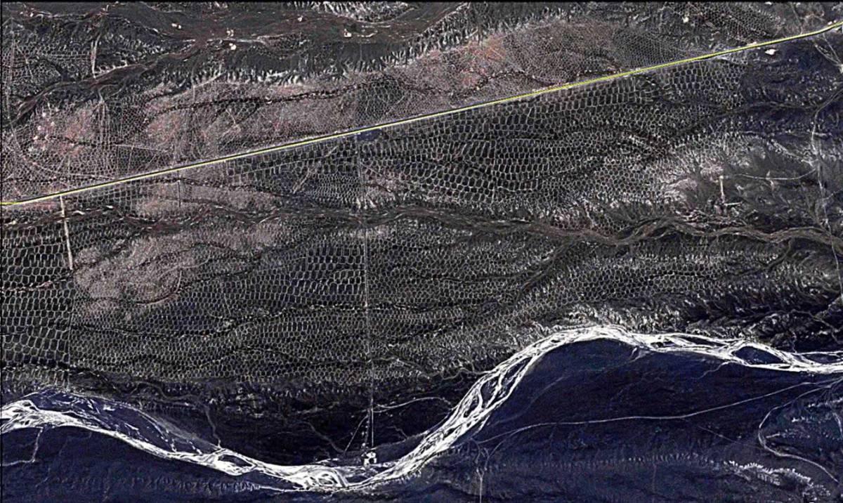 Il geoglifo più grande del mondo è in Iran