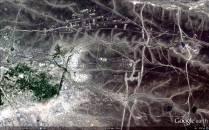 Anche questo geoglifo assomiglia a quelli presenti nella penisola del Sinai