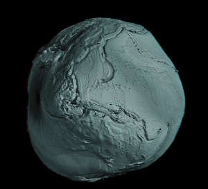 Fonte immaginehttp://www.universetoday.com/85060/goce-data-close-up-around-the-world-in-lumpy-geoidy-3-d/