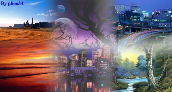Dimensioni parallele e realtà alternative