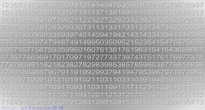 I numeri primi speso vengono impiegati nella crittografia