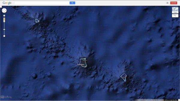 Barriere coralline di Tokenau