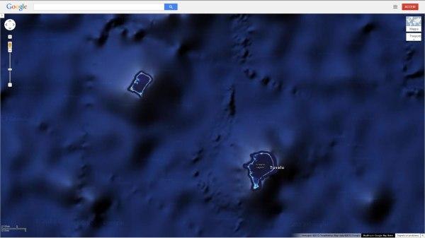 Barriere coralline di Tuvalu