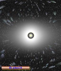 """Fascio di fotoni che viaggiano ad una velocità sub-luce acquistano massa generando l'effetto """"micro-bigbang o luce solida"""""""