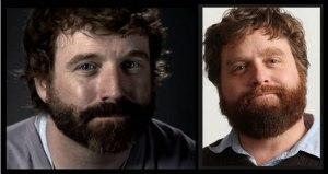 Paul Robertson e Zach Galifianakis sono la medesima persona?