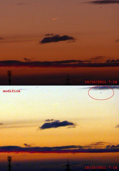 Altra caccia all'ufo? 2