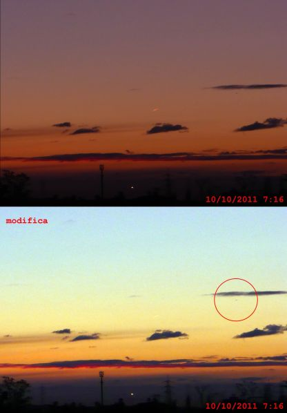 Altra caccia all'ufo? 3