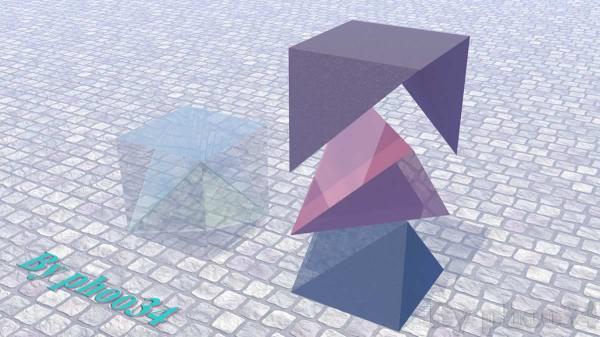 Schema sintetico di un cubo destrutturato