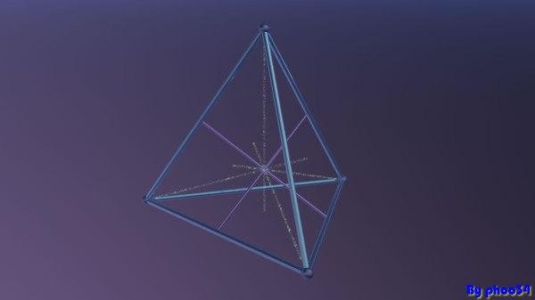 Lo strumento laser per analizzare il vuoto e lo spazio in funzione nello spazio.