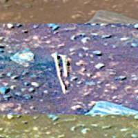 Altri oggetti insoliti su Marte parte