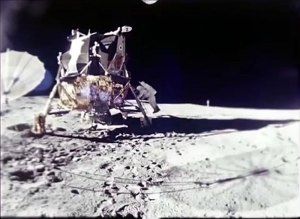 Fotogramma video: 19'.53'' Apollo 14 Moon Mission Onboard Camera Full.mp4