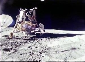 Fotogramma video: 19'.53'' Apollo 14 Moon Mission Onboard Camera Full.mp4