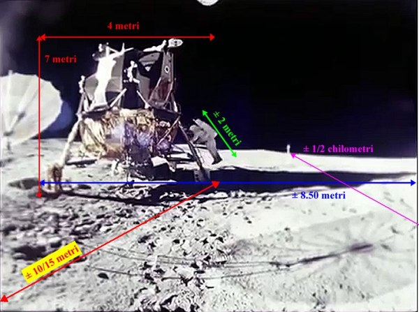 Fotogramma video: 19'.53'' Apollo 14 Moon Mission Onboard Camera Full.mp4 elaborato