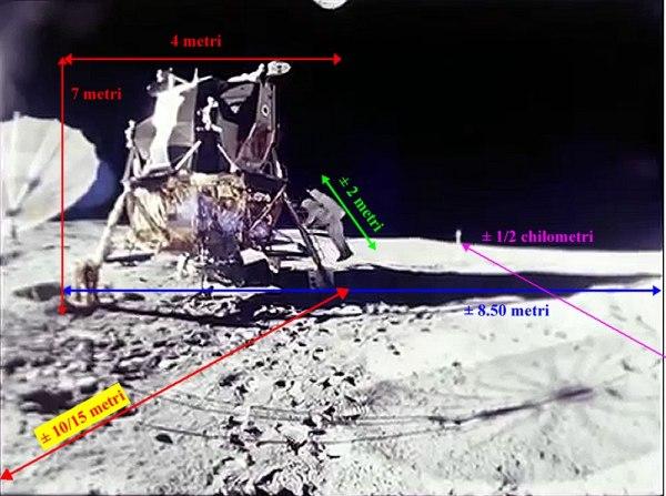 Fotogramma video: 19'.53'' Apollo 14 Moon Mission Onboard Camera Full.mp4 elaborato