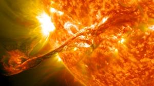 Fonte immagine: https://en.wikipedia.org/wiki/Solar_flare
